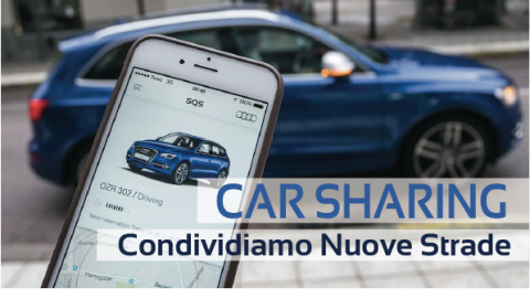 banner car sharing